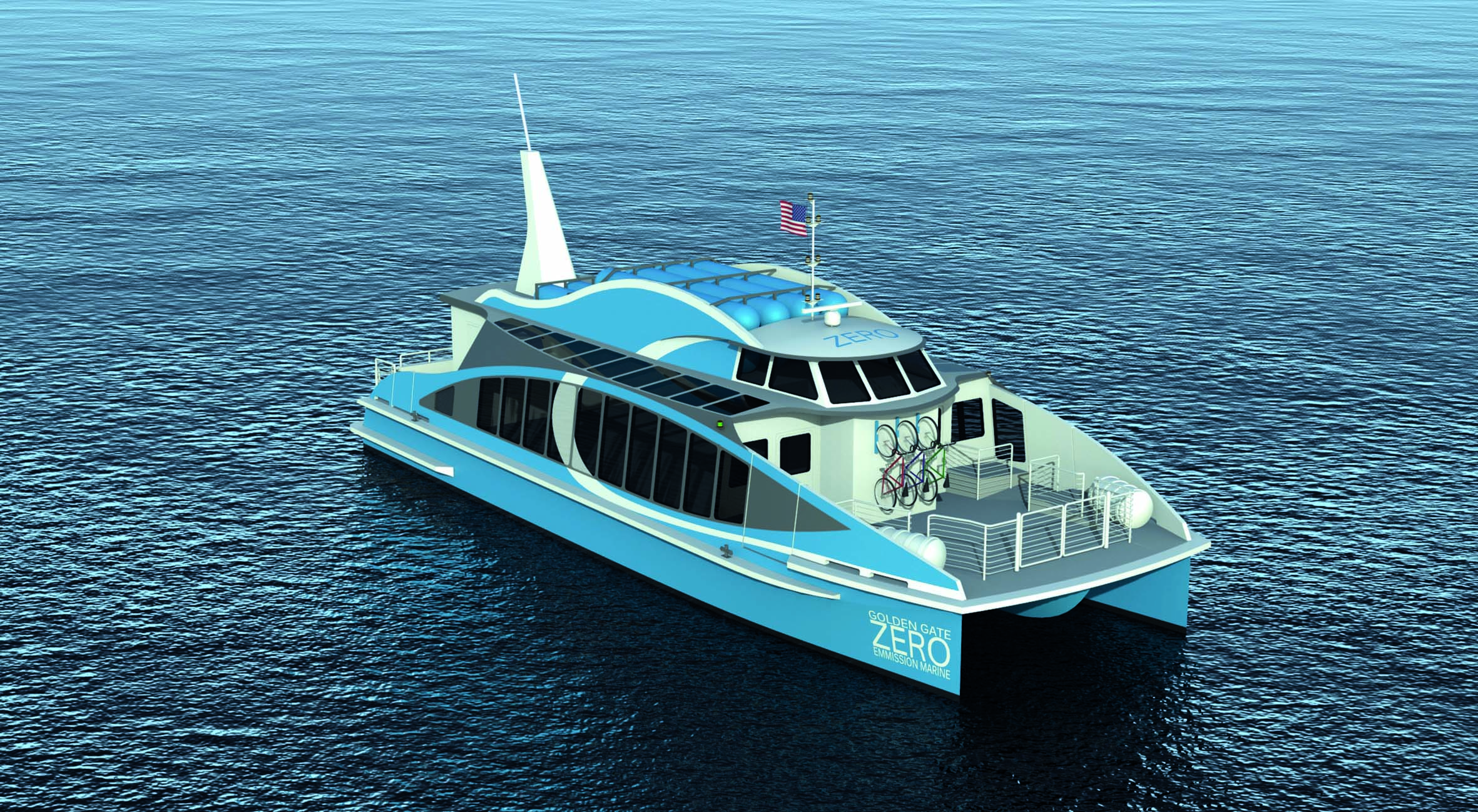 Is Hydrogen Really The Best Source Of Clean Zero Emission Propulsion Power Electric Hybrid Marine Technology