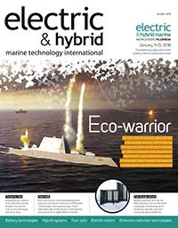Electric & Hybrid Marine Technology
