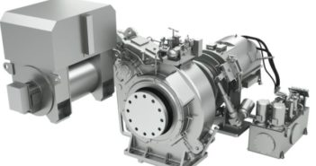 Renk wins first order for hybrid drive system