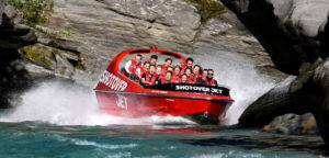 New Zealand jet boat to replace V8 with electric power