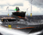 Corvus to supply ESS for world's first hybrid crew transfer SES