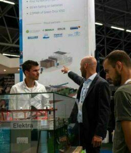 EST collaborates on hydrogen future