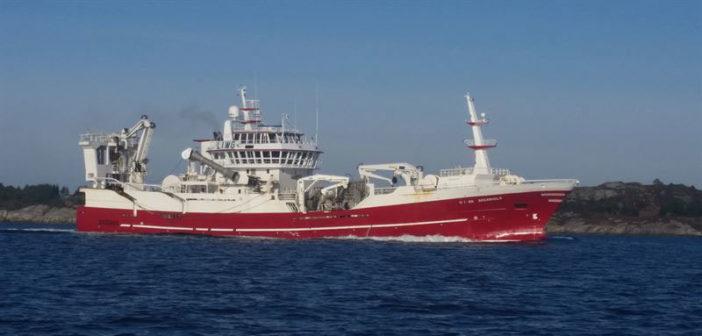 Norwegian fishing vessel upgrades to Wärtsilä solutions