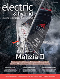 Electric & Hybrid Marine Technology