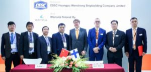 Wärtsilä and CSSC Huangpu Wenchong Shipbuilding to develop future hybrid vessels