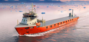 Wärtsilä LNG solution chosen for Dutch short-sea cargo vessels