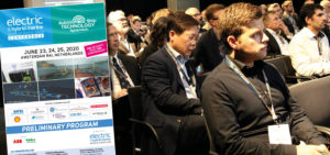 Electric & Hybrid Marine World Expo 2020: Preliminary conference program released!