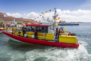 Torqeedo supplies battery-electric propulsion system for Swedish Sea Rescue Society boat