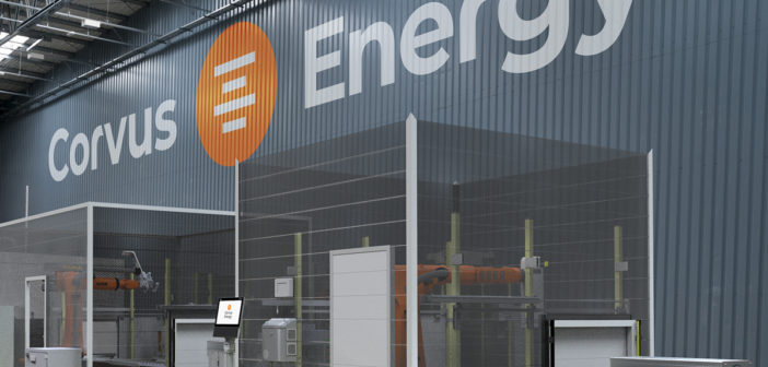 Corvus Energy to invest US$16m in Canadian battery production