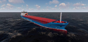 Corvus to supply coastal cargo carrier ESS to Westcon Power and Automation