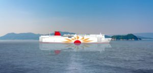 Wärtsilä to provide power for Japan's first LNG ferries