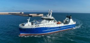 Ilivileq ready to trawl the Arctic