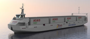 Indian yard to build Norwegian autonomous electric ferries