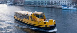 Arriva Denmark receives five Damen zero-emissions ferries