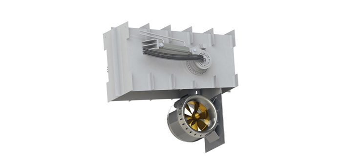 Schottel launches high-output rim thrusters