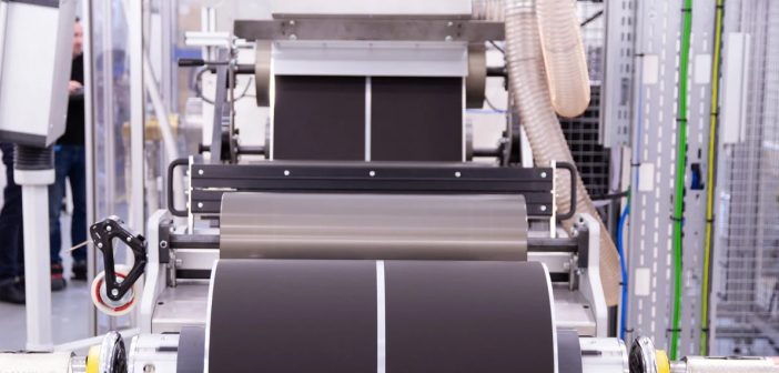 JV to develop fast-charging graphene batteries