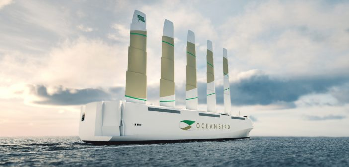 Sail-powered hybrid looks to revolutionize ocean freight