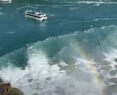 Emission-free tours of Niagara Falls