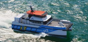 French shipyard to develop hydrogen CTV
