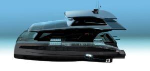 Volkswagen's MEB EV powertrain to power solar yacht