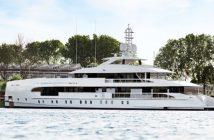Heesen's second aluminum-hulled hybridyacht