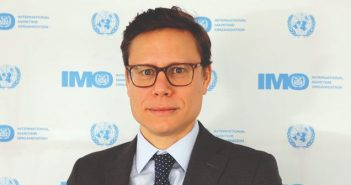Roel Hoenders, the IMO's acting head of air pollution and energy efficiency