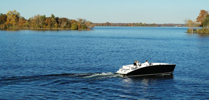 Pure Watercraft acquires electric pontoon boat manufacturer