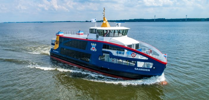 Further hybrid ferry orders for Holland Shipyards
