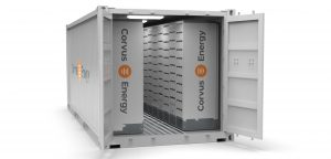 Corvus launches containerized battery for rapid vessel integration