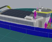 UK boatyard gains funding for e-ferry