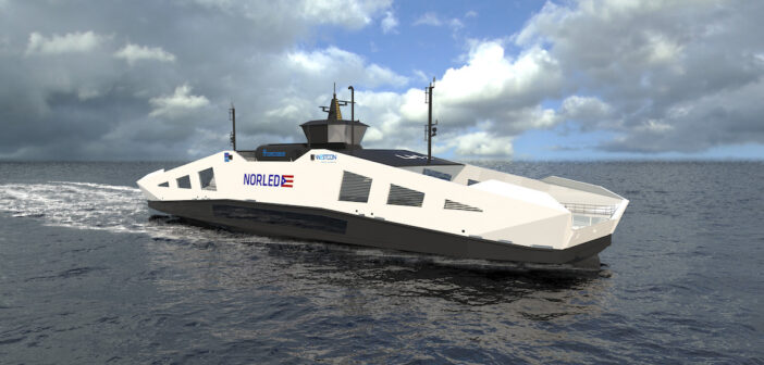 Linde to supply Norwegian operator Norled's hydrogen ferries