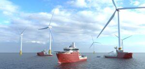 Vard to construct three new hybrid SOVs for Dogger Bank Wind Farm