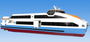Construction commences on 10 electric ferries for Portuguese line