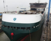 Eco-sustainable hybrid ro-ro vessel launched by Finnlines
