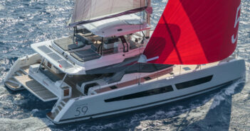 Fountaine Pajot yachts to gain hydrogen generators