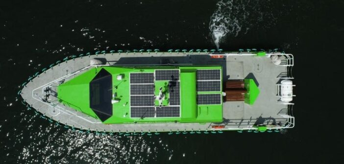 First Singaporean hybrid vessel classed by Bureau Veritas