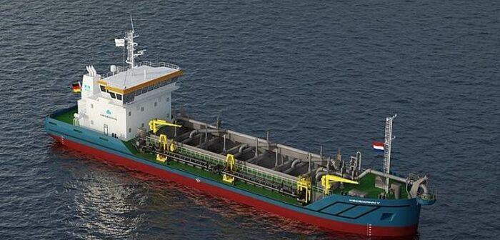 Schottel to provide medium-size rudder propellers for Hegemann V dredger