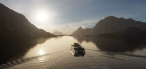 Construction of first all-electric fast ferry commences in Norway