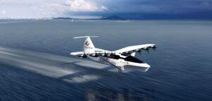 Brittany Ferries to explore zero-emission seaglider concept