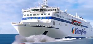 Brittany Ferries announces two hybrid ships for use between UK and France