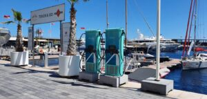 Monaco upgrades marine fast-charging facilities