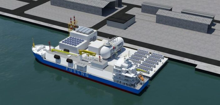 Wärtsilä to supply hydrogen gensets for floating offshore testbed in Singapore