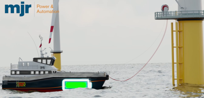 MJR Power & Automation granted funding for electrical vessel charging system