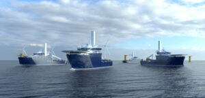 Kongsberg Maritime to supply permanent magnet thrusters for Rem Offshore vessels