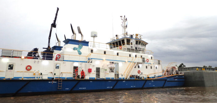 New pusher tugs to be powered by Wärtsilä engines