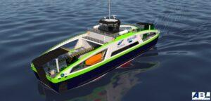 HySeas III sea-going hydrogen ferry design unveiled