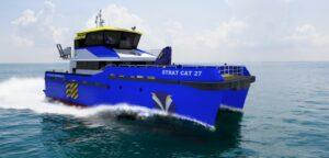 Strategic Marine announces order for six crew transfer vessels