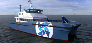 Mayflower Wind and Gladding-Hearn sign agreement for supply of hybrid diesel-electric CTV