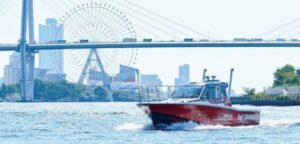 Yanmar conducts high-pressure hydrogen ship refueling