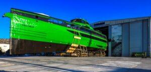 Danfoss Editron to supply electric drivetrain for fast crew supply vessel